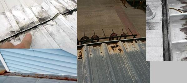 Sửa mái tôn bị dột
