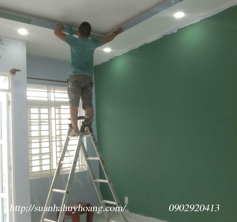 Chọn màu trong sơn nhà 2